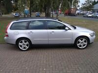 2005 Volvo V50 1.8 SE 5dr 5 door Estate