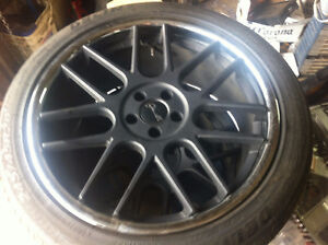 "20""gianelle alloy rims 5-108 bolt pattern"