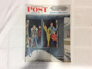 Saturday Evening Post January 31, 1959