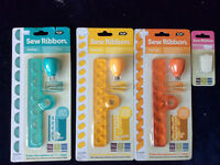 Sew Ribbon scrapbooking, card making, embellishing, journaling