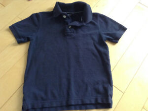 Gap navy shirt size 4/5