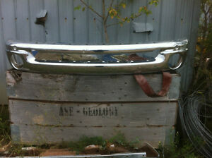 Chrome front bumper 05 Dodge 1500