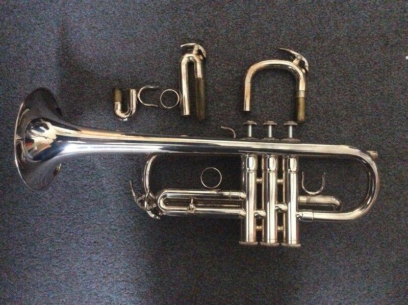 Yamaha D/Eb Trumpet