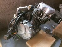 Honda cg125 motorcycle engine