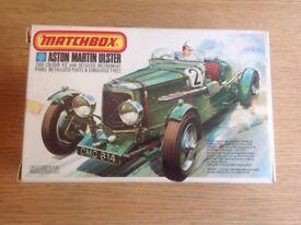 Kit Matchbox PK-301 ASTON MARTIN Ulster as new