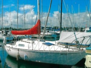 Mirage 24 (74) sailboat for $3,900 or best offer.