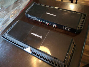 Rockford Fosgate T2500-1bdCP 2500w Amplifier