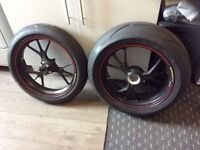Ducati Panigale forged wheels