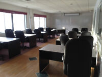 2000 sq.ft. of SPACIOUS, BRIGHT OFFICE SPACE for rent