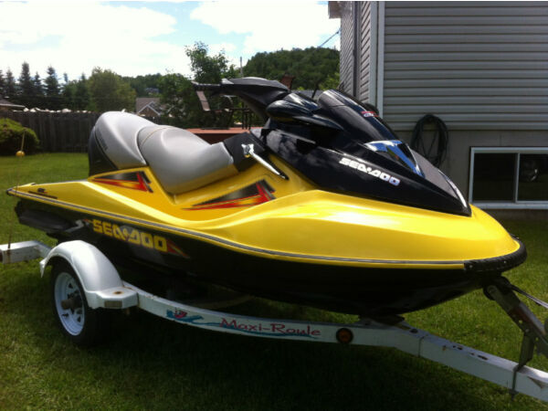 Used 2004 Bombardier GTX SUPERCHARGE
