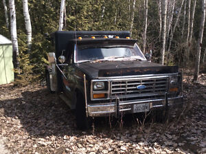 1982 Ford F-250 Red Other