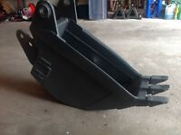 Buckets for case Backhoe
