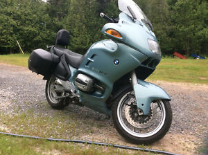 2000 BMW R 1100 RT 55,500 km your buying a mint low kms $4500.0