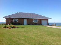 Waterfront home on Prince Edward Island
