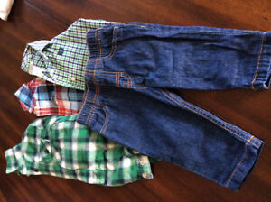 6 month boys fall/ winter lot