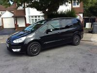 Ford Galaxy 2.0 diesel 2009 model ppl carrier 7 seater very clean car automatic 55mpg don't miss out
