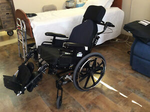 Power Plus Mobility STP Wheelchair, extra sturdy
