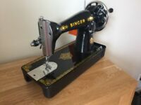 Excellent Condition 60's Singer Sewing Machine