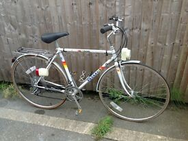 Peugeot Hightrail men's road bike