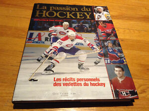 LA PASSION DU HOCKEY
