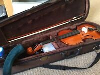 4/4 STENTOR VIOLIN (UNWANTED CHRISTMAS GIFT)