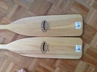 R50 CANOE PADDLES, FEATHER BRAND MADE IN USA