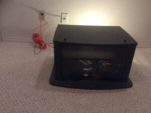 TV and CD PLYER STAND