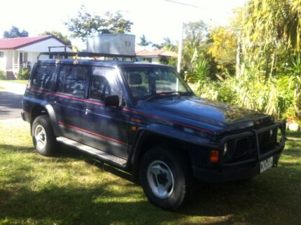 4x4 Nissan patrol camper Gas&petrol absolute reliable fully equipped  Brisbane Region Preview