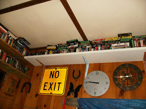 200 Gently Used VHS Movies / 80s / 90s / $175 for the lot! Kawartha Lakes Peterborough Area image 2