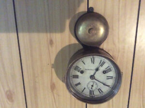 Seth Thomas ship clock with bell ,,for sale and other items