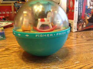 VINTAGE FISHER-PRICE ROLY POLY CHIME BALL 165 Gatineau Ottawa / Gatineau Area image 3