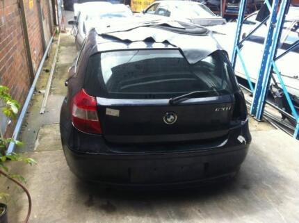 BMW 120i 125i 130i e87 complete car for wrecking BMW parts North Parramatta Parramatta Area Preview