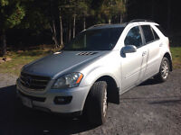 2008 Mercedes-Benz M-Class SUV, Crossover