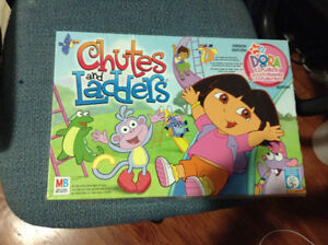 Dora Chutes and Ladders game for sale London Ontario image 1