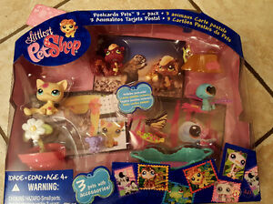 **Brand New** Littlest Pet Shop Set