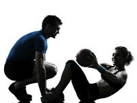 Experienced Personal Trainer!
