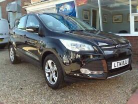 2014 Ford Kuga ZETEC TDCI HATCHBACK Diesel Manual