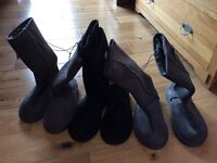 Ladies boots from Dunnes