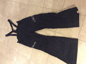 FXR youth helix snowmobile pants