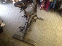 Star trax - spin bike