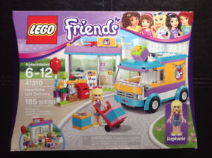 Lego Friends # 41310 - Heartlake Gift Delivery