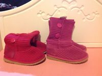 Spring / fall kid boots