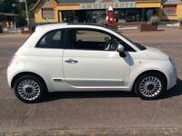 FIAT 500 1.2 LOUNGE STOP / START 2011