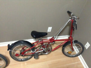1986/1988 dahon 111 folding bike