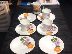 Dolly days tea set by John russell