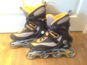 Rollerblade comme neuf 100$