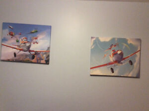 Kids wall pictures