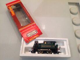 Hornby train tank r077 Great Western