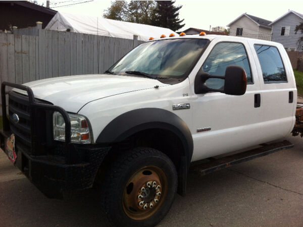 Used 2007 Ford F-450