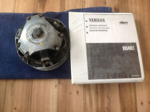 Yamaha VK540ET Parts for sale ( pick up only)